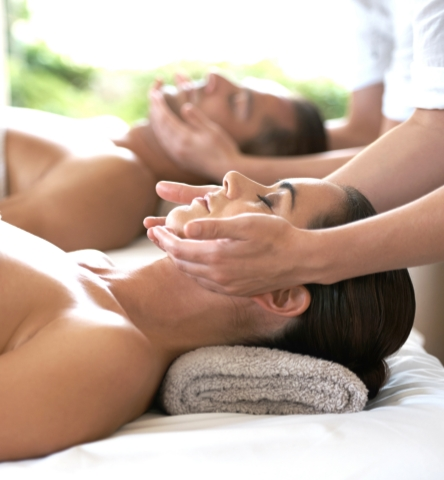 A Couple's Massage at Isla Bella's Il Mare Spa, Located in the Middle of the Beautiful Florida Keys