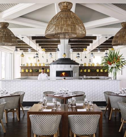 Il Postino Restaurant Interior View
