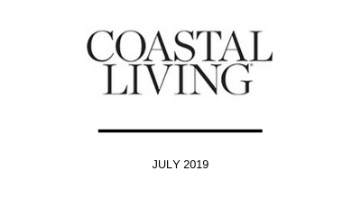 Coastal Living Magazine Article