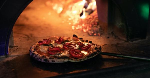 Roberta's Pizza in Oven